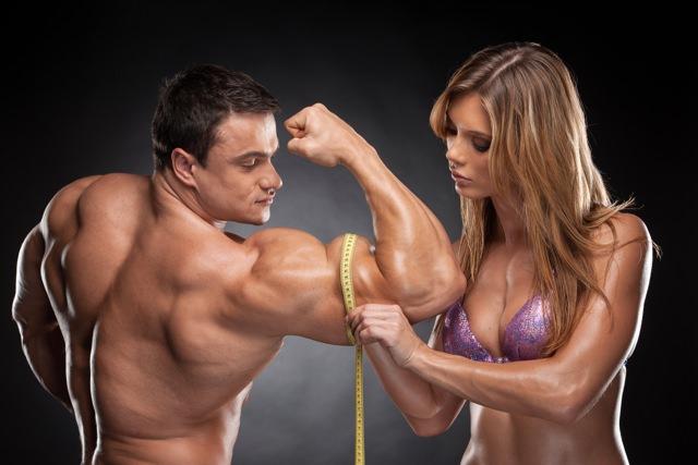 Заметки начинающего культуриста: Принципы набора мышечной массы