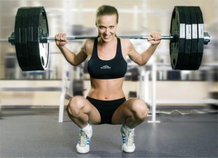 Заметки начинающего культуриста: Особенности женской физиологии и специфика силовой тренировки для женщин